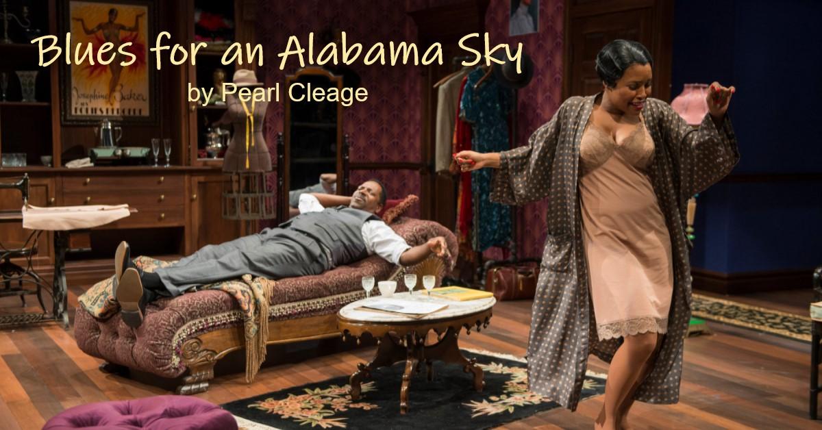 Blues for an Alabama Sky banner